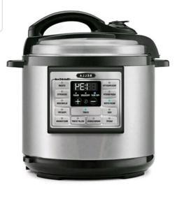 BELLA 8-Quart Programmable Electric Pressure Cooker