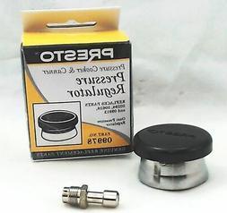 85485, Pressure Cooker Canning Regulator Kit Fits Presto No.