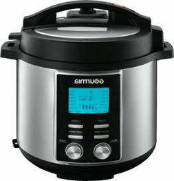 Gourmia 8qt quart Digital Smart Pot Multi Function Pressure