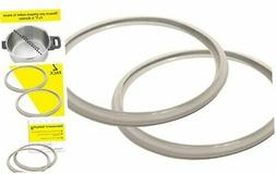 9 Inch Fagor Pressure Cooker Replacement Gasket  - Fits Many