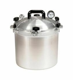 All American 921 21.5-Quart Pressure Canner