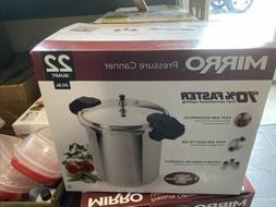 Mirro 92122A 22-Quart Pressure Cooker
