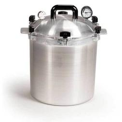 All American 925 25-Quart Pressure Cooker