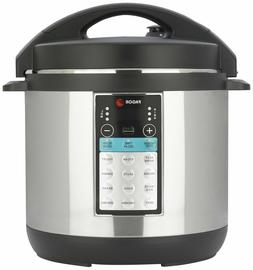 Fagor 976010396 LUX MAX Multi-Cooker 6 Quart Brushed Stainle