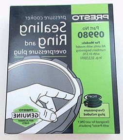 Presto 9980 Pressure Cooker Sealing Ring