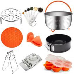 9pcs Instant Pot Accessories Set Pressure Cooker Accessory K