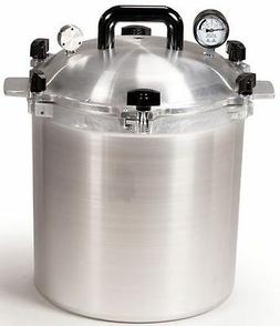 All American 25-Quart Pressure Cooker Canner