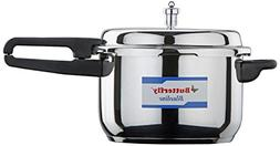 Butterfly BL-2L Blue Line Stainless Steel Pressure Cooker, 2