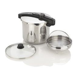 Chef Pressure Cooker Size: 10 Quart