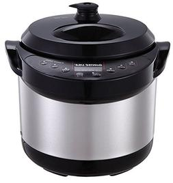 Gowise USA 6-in-1 Electric Stainless-steel Pressure Cooker/s