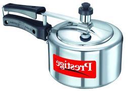 Prestige Nakshatra 11560 Aluminum Pressure Cooker, 1.5 Liter