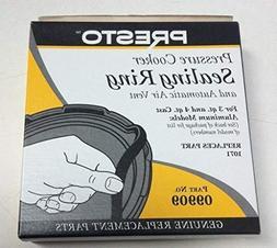 Presto 09909 Pressure Cooker Canner Gasket Sealing Ring & Au