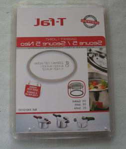 T-fal X90101 Seal Secure 5 Gasket for Stainless Steel Pressu