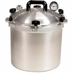 All-American® 21.5 Quart Pressure Canner 921