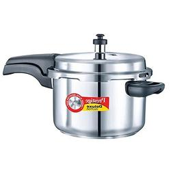 Prestige 4L Alpha Deluxe Induction Base Stainless Steel Pres