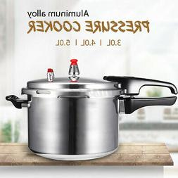 Aluminum Alloy Pressure Cooker Rust-Proof Kitchen Tool Easy