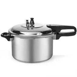 8QT Large Capacity Aluminum Pressure Cooker Kitchen Pot Cook