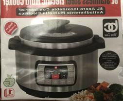 Bena Casa 12 in 1 Stainless  Steel Multi  Use Electric Press