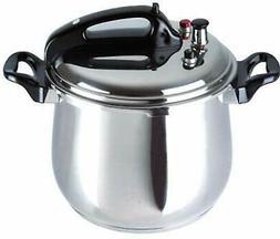 Benecasa BC-33868 Stainless Steel Pressure Cooker, 5.3-Quart