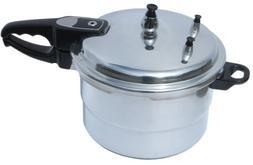 Benecasa BC-61421 Aluminum Pressure Cooker, 4.2-Quart