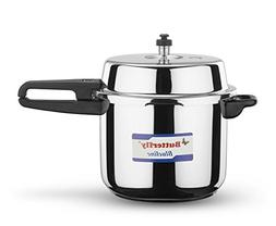 Butterfly BL-10L Blue Line Stainless Steel Pressure Cooker,