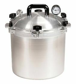 Brand New All American 21-1/2-Quart Pressure Cooker Canner