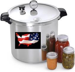 Brand New Presto Pressure Canner and Cooker 01781 23-Quart 0