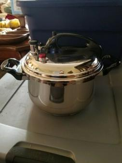 Brand New Stainless Steel Stove Top Pressure Cooker