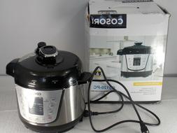Cosori C3120-PC 2.1 QT Electric Pressure Cooker with Non Sti