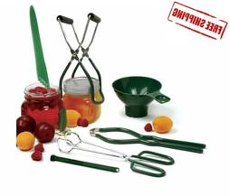 Norpro Canning Essentials Boxed Set, 6 Piece Set!!!