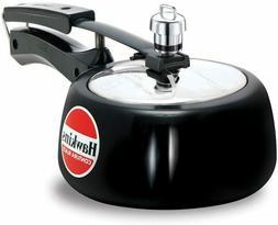 Hawkins CB15 Hard Anodised Pressure Cooker 1.5 Liter Aluminu