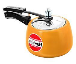 Hawkins Ceramic CMY30 Coated Contura Pressure Cooker, 3 L, M