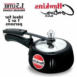 NEW Hawkins CB15-50 Hard Anodized Pressure Cooker, 1.5 - 5 L
