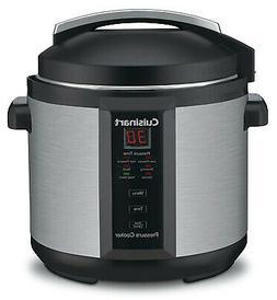 Pressure Cooker, Electric, 6-Qt.
