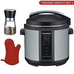 Cuisinart CPC-600 Electric Pressure Cooker with 1 Year Exten