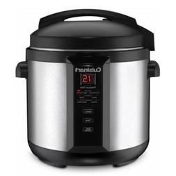 Cuisinart CPC-600N1 6-Quart Electric Pressure Cooker Silver/