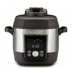 Cuisinart CPC-900 6-Qt. High Pressure Multicooker
