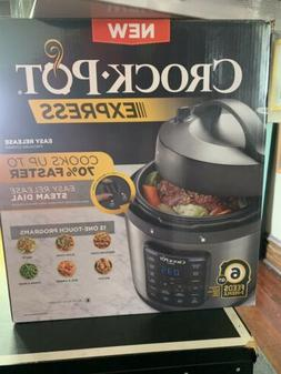Crock-Pot Express...Programmable Pressure Multi Cooker - Sta