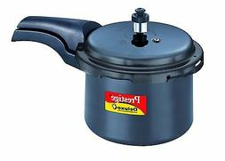 Prestige Deluxe Plus Hard Anodised 3-Liter Pressure Cooker