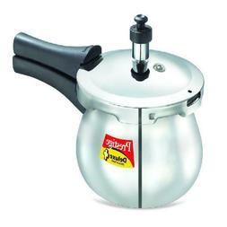 Prestige Deluxe Stainless Steel Baby Handi Pressure Cooker,