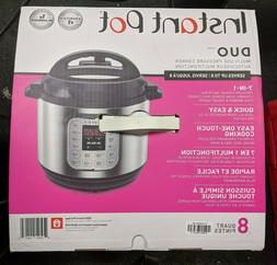 Instant Pot Duo 8QT 7-in-1 Multi-Use Pressure Cooker DUO 80