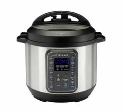 Instant Pot Duo Gourmet: 9-in-1 Multi-Use Pressure Cooker, 6