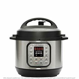 Instant Pot Duo Mini 3 Qt 7-in-1 Multi- Use Programmable Pre