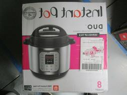 Instant Pot DUO80 8 Qt 7-in-1 Electric Pressure Cooker BRAND