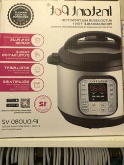 Instant Pot DUO80 Qt Pl 7-in-1 Electric Pressure Cooker