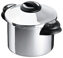 Kuhn Rikon 4 Liter Duromatic Top Stockpot Pressure Cooker