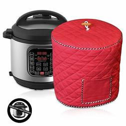 Electric Pressure Cooker Cover Decorative Cover With Pocket