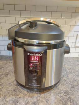 Cuisinart Electric Pressure Cooker CPC 600 6 Quart 1000W