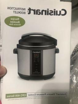 electric pressure cooker cpc 600