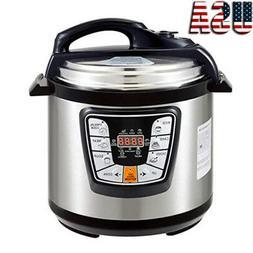 Electric Pressure Cooker Home Kitchen Intelligent 6 Quart Mu